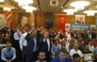Türk Metal TİS Taslağını Gebze'de Açıkladı:...