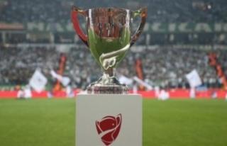 Ziraat Türkiye Kupası'nda ikinci tur eşleşmeleri