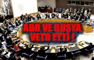 BM'den Türkiye kararı