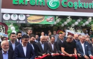 Ekrem Coşkun Döner Gebze şubesi açıldı