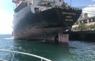 İzmit Körfezi'ni kirleten gemiye 1 milyon 772...