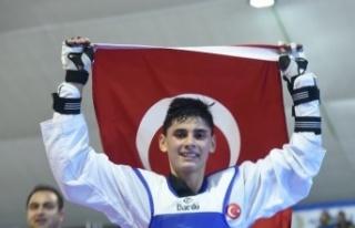Server Balaban Avrupa Şampiyonu