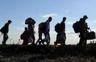 Türkiye'de 1 Yıl İçerisinde Yurt Dışı Göç...