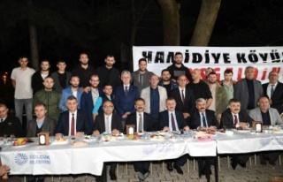 16. Gölcük Hamidiye Köyü Kestane Festivaline büyük...