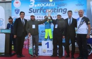 3. Ulusal Kocaeli Surf Casting (Balık Tutma) yarışması...
