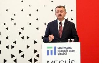 Büyükakın: Marmara için ortak aksiyon alınmalı