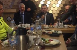 """İl Emniyet Müdürü Tipioğlu: """" 24 Saat Kocaeli'nin..."""