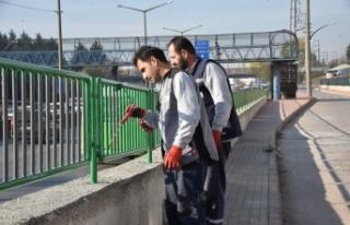 İzmit Belediyesi öğrencilerin kullandığı o yola...