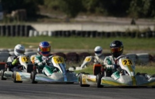 Karting Son Yarışı Körfez'de