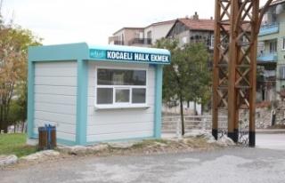 Kocaeli'de Halk Ekmek Kuruluyor!