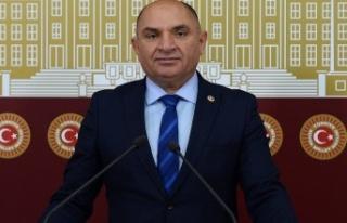 Kocaeli milletvekili Tahsin Tarhan'ın KYK borçlarıyla...