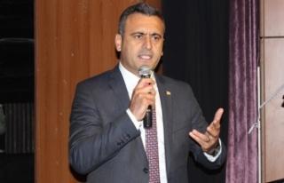 Törk: Adaylık açıklamam 1 ay bekletildi