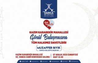 Gönül buluşmalarının beşincisi Kazım Karabekir...
