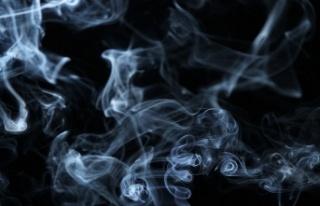 Sigara Dumanının Damlacıklar Yoluyla Havada İlerlediği...