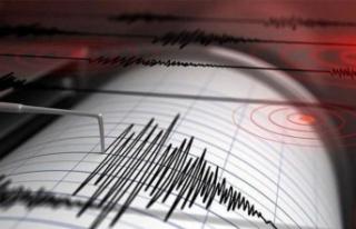 SON DAKİKA! İstanbul'da deprem!