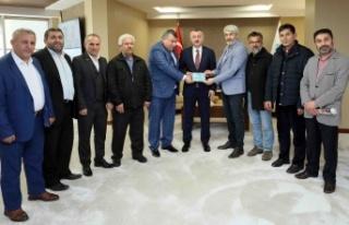 Başkan Büyükakın, ''Türkiye'nin geleceği...