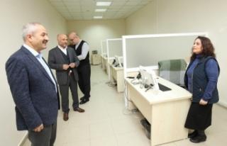 Başkan Duyurdu; Gebze'de İletişim Merkezi Hizmete...