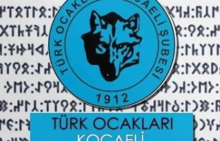Kocaeli Türk Ocakları: Mustafa Akıncı derhal istifa...