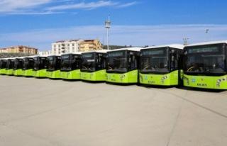 33 otobüs hattının sefer ve saatleri değişti