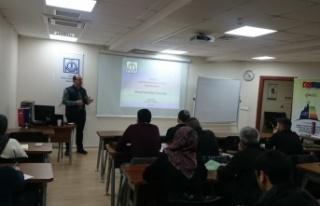 KSO Üyelerine AB Destekli Eğitim