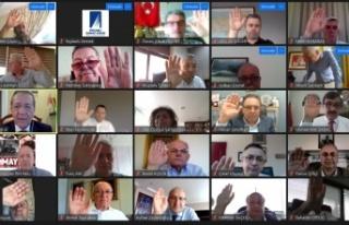 Kocaeli Sanayi Odası Mayıs ayı Meclis toplantısını...