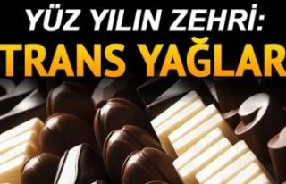Türkiye Endüstriyel Trans Yağ Kısıtlamasında...