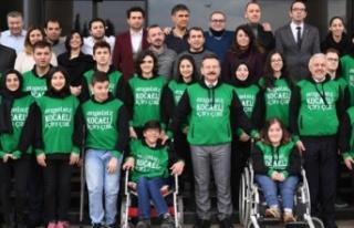Vali Aksoy'dan Engelliler Haftası mesajı