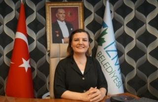 Başkan Hürriyet'ten İzmit'in düşman işgalinden...