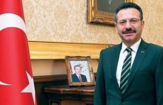 Kocaeli Valisi Hüseyin Aksoy, Aydın Valisi oldu
