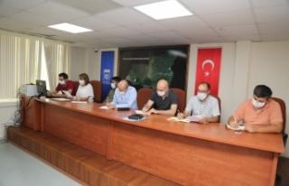 Büyükşehir'den itfaiyeye yeni idari bina