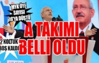 CHP MYK belli oldu! İşte Kılıçdaroğlu'nun...