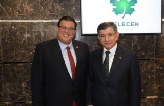 Davutoğlu, 28 Ağustos'ta Kocaeli İl kongresine...