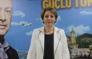 AK Parti Kadın Kolları yönetimi belli oldu