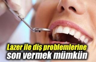 Diyot Lazer ile Diş Tedavisi