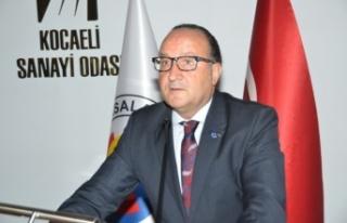 KSO Başkanı Zeytinoğlu 'Ağustos ayı dış ticaret'...