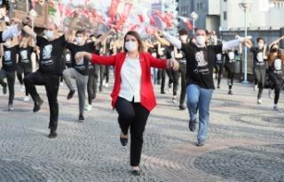 Başkan Hürriyet, bin kişilik dev ekiple Cumhuriyet...
