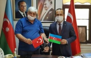 Başkan Vekili Çakmak'tan Azerbaycan'a destek...