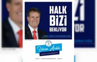 KKTC'nin ilacı Prof.Dr. Erhan Arıklı