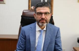 Kocaeli Büyükşehir'e yeni Genel Sekreter yardımcısı