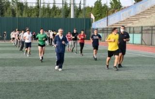 Spor ve Polis Akademisi hazırlık kursları kayıtları...