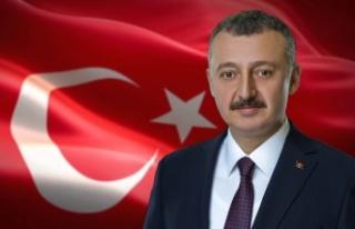 Başkan Büyükakın: Can Azerbaycan'ın zaferi,...