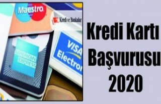 Kasım ayında kredi kartı başvuruları yüzde 312...