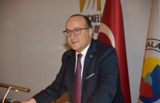 """KSO Başkanı Zeytinoğlu """"Eylül ayı işsizlik..."""
