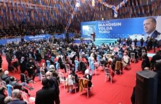 AK Parti'li Canikli'den CHP Genel Başkanı Kılıçdaroğlu'na...