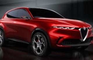 Alfa Romeo Tonale, 2021 Yılının Otomobili seçildi