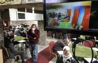 Bursa'da kumar oynayan 42 kişiye para cezası uygulandı