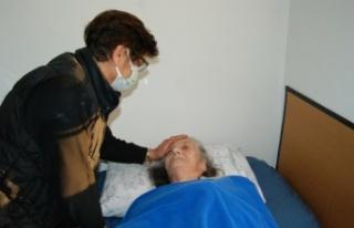 Çanakkale ve Balıkesir'de 85 yaş üzerindeki vatandaşlara...