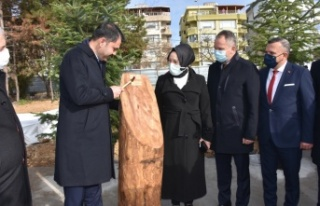 Çevre ve Şehircilik Bakanı Murat Kurum'dan