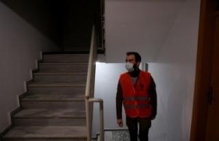 Edirne Vefa Sosyal Destek Grubu gönüllüsü avukat...