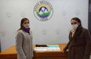 Edirne'de öğretim görevlisi Türksoy, annesinden...